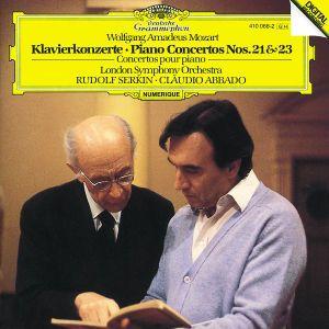 Klavierkonzerte 21+23, Rudolf Serkin, C. Abbado, Lso