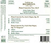 Klavierkonzerte 4 & 5 - Produktdetailbild 1