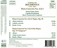 Klavierkonzerte 4+5 - Produktdetailbild 1