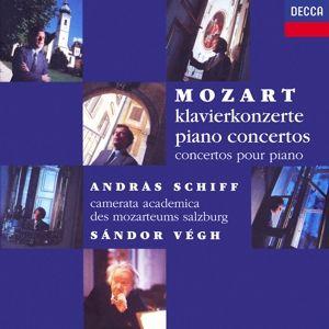 Klavierkonzerte 5-6,8-9,11-27, Andras Schiff