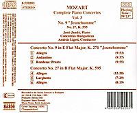 Klavierkonzerte 9+27 - Produktdetailbild 1