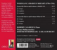 Klavierkonzerte C-Moll Kv 491/B-Dur Kv 595 - Produktdetailbild 1