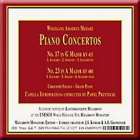 Klavierkonzerte G-Dur,A-Dur - Produktdetailbild 1