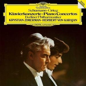 Klavierkonzerte (Lp) (Vinyl), Karajan, Zimerman, Bp