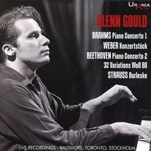 Klavierkonzerte Mit Glenn Gould, Gould, Adler, Mac Millan, Jochum, Baltimore So