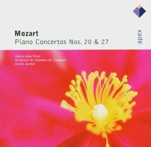 Klavierkonzerte Nr. 20 & 27, Maria-Joao Pires, Jordon, Ocls