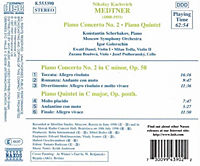 Klavierkonzerte Nr.2*Scherbako - Produktdetailbild 1