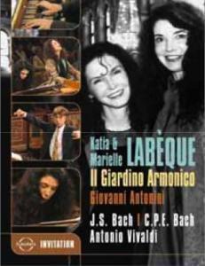Klavierkonzerte/Violinkonz., K.+m. Labeque, Giardino Armonic