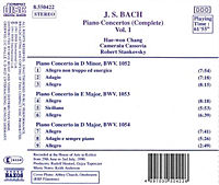 Klavierkonzerte Vol.1 - Produktdetailbild 1