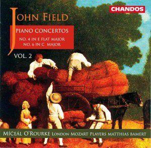 Klavierkonzerte Vol. 2, M. O'rourke, M. Bamert, Lmp