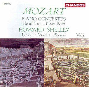 Klavierkonzerte Vol. 4, Shelley, Lmp