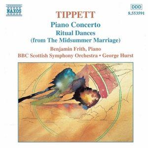 Klavierkonzert*Frith/Hurst, Benjamin Frith, Hurst, Bbc So