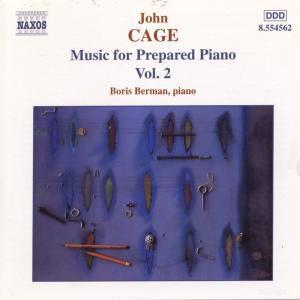 Klaviermusik F.Präpar.Klav.2, Boris Berman