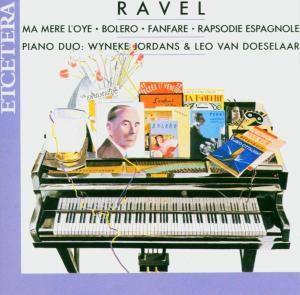 Klaviermusik Für Vier Hände, Wyneke Jordans, Leo Van Doeselaar