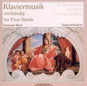 Klaviermusik Vierhändig, Susanne Rost, Tanja Schubert