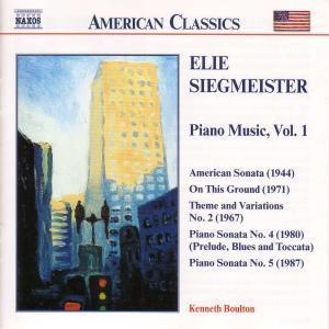 Klaviermusik Vol.1, Kenneth Boulton