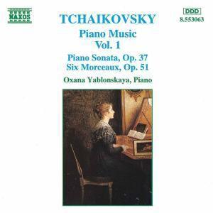 Klaviermusik Vol. 1, Oxana Yablonskaya