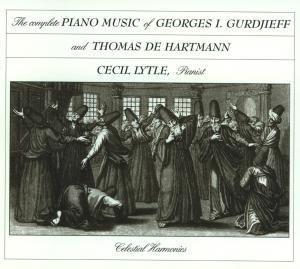 Klaviermusik Vol.1-6, Cecil Lytle