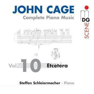 Klaviermusik Vol. 10, Steffen Schleiermacher