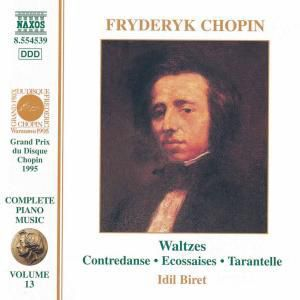 Klaviermusik Vol.13, Frédéric Chopin