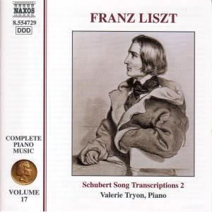 Klaviermusik Vol.17, Valerie Tryon