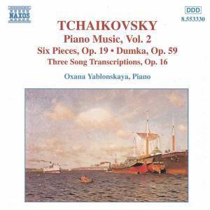 Klaviermusik Vol.2, Oxana Yablonskaya