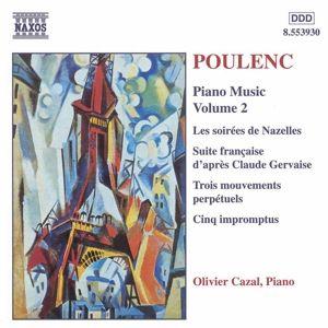 Klaviermusik Vol. 2, Olivier Cazal