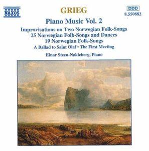 Klaviermusik Vol. 2, Einar Steen-Nökleberg