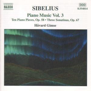 Klaviermusik Vol.3, Havard Gimse