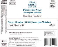 Klaviermusik Vol. 5 - Produktdetailbild 1