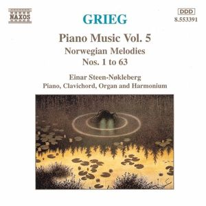 Klaviermusik Vol. 5, Einar Steen-Nökleberg