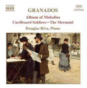 Klaviermusik Vol.8, Douglas Riva