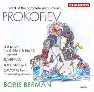 Klaviermusik Vol. 9, Boris Berman