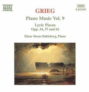 Klaviermusik Vol. 9, Einar Steen-Nökleberg