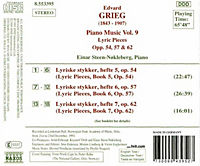 Klaviermusik Vol. 9 - Produktdetailbild 1