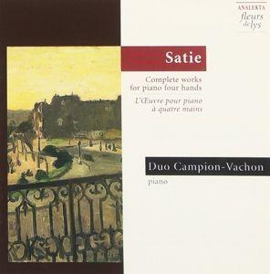 Klaviermusik Zu 4 Händen, Duo Campion-Vachon
