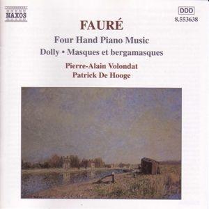 Klaviermusik zu vier Händen, Pierre-a. Volondat, Patri Hooge
