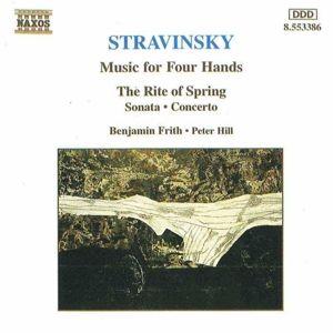 Klaviermusik Zu Vier Händen, Benjamin Frith, Peter Hill
