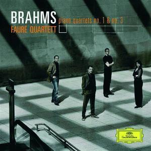 Klavierquartett 1 Op.25 & 3 Op.60, Faure Quartett