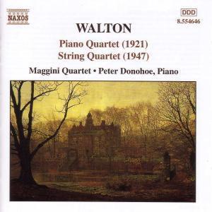 Klavierquartett/Streichquartett, Maggini Quartet, Peter Donohoe