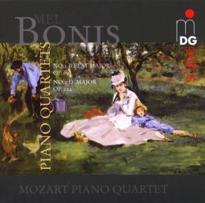 Klavierquartette, Mozart Piano Quartet