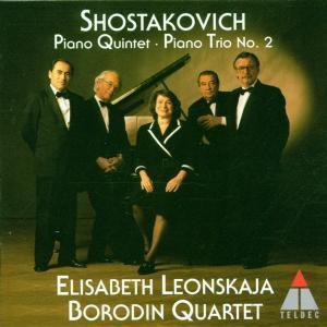 Klavierquintett, Leonskaja, Borodin Quartet