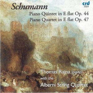 Klavierquintett/Klavierquartett, Thomas Rajna, The Alberni String Quartet