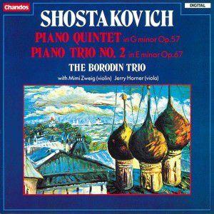 Klavierquintett/Klaviertrio, Borodin Trio