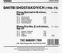 Klavierquintett/Klaviertrio - Produktdetailbild 1