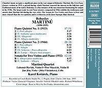 Klavierquintette 1+2 - Produktdetailbild 1