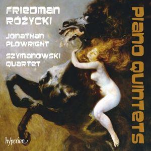 Klavierquintette, J. Plowright, Szymanowski Quartet