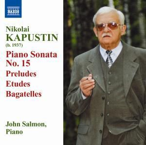 Klaviersonate 15/Preludes/+, John Salmon, Salmon John