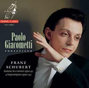 Klaviersonate A-Moll Op.42/4 Impromptus D 845, P. Giacometti