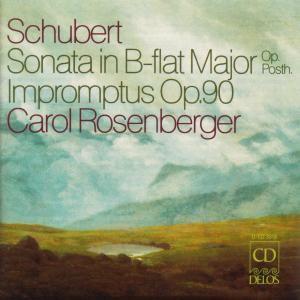 Klaviersonate B-Dur/Impromptu, Carol Rosenberger